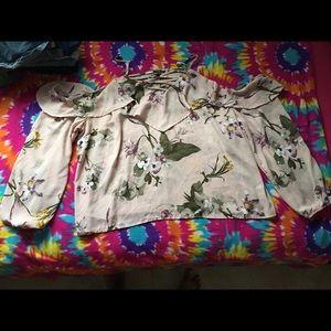Charlotte Russe blouse plus size